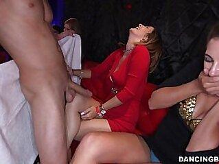 Club Sluts and Male Stripper